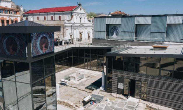 В Пловдив откриват епископската базилика на Филипопол