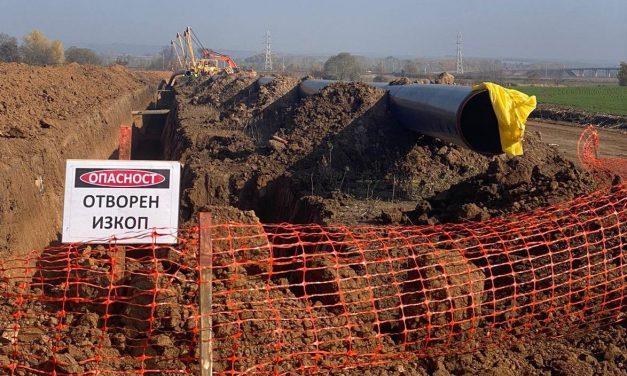 Подкрепа от ЕИБ за газовия интерконектор между Сърбия и България
