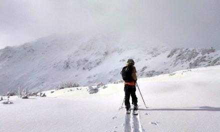 Сплитбордът дава ново усещане за планината. И за себе си