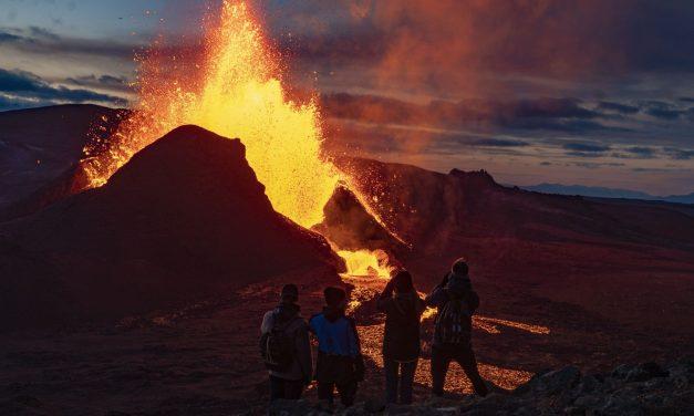 """Пробуден вулкан """"се продава"""", ще става туристическа атракция"""