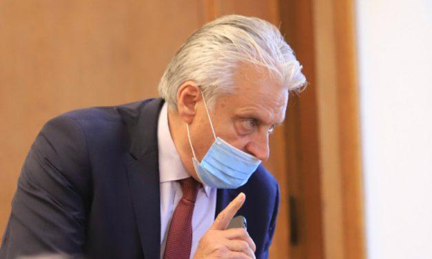 Янев отново повери изборите на Бойко Рашков