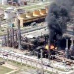 В Шабла слагат станция за атмосферния въздух заради експлозията в румънска рафинерия