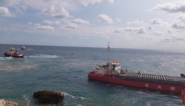 """След 36 дни: Корабът """"Вера Су"""" вече е във Варна"""